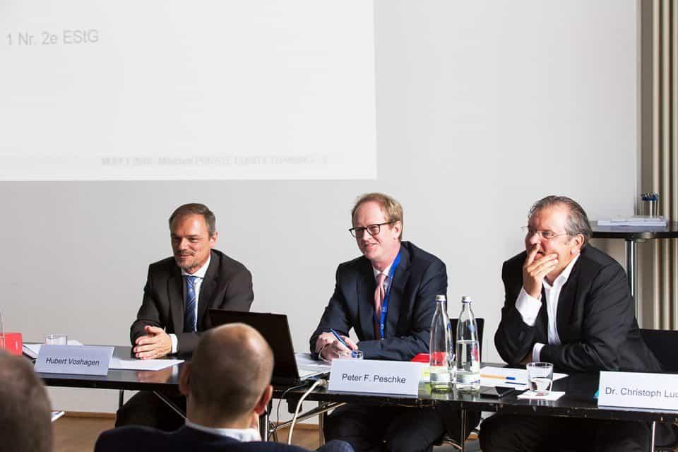 MUPET 2016: Betriebsprüfungen bei Private Equity Fonds