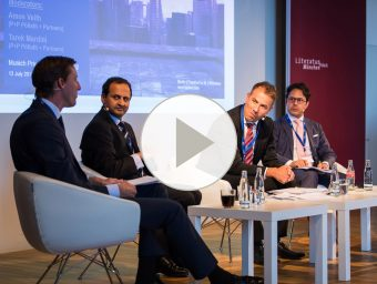 Panel discussion: Tail-End Solutions bei Fund Secondaries