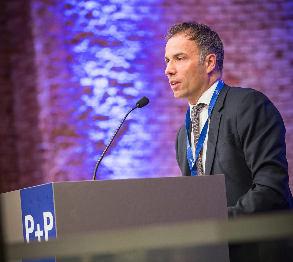 P+P-Partner Amos Veith informierte über System des Carried Interests.