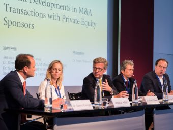 Recent Developments in M&A Transactions with Private Equity Sponsors