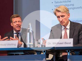Anzeigepflicht für Steuergestaltungen – Interview mit Berthold Welling