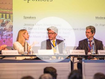 Panel – Recent Development in M&A Transactions with Private Equity Sponsors