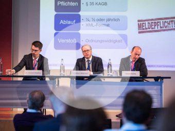 Fund Compliance – Aktuelle Gesetzgebung in der Diskussion