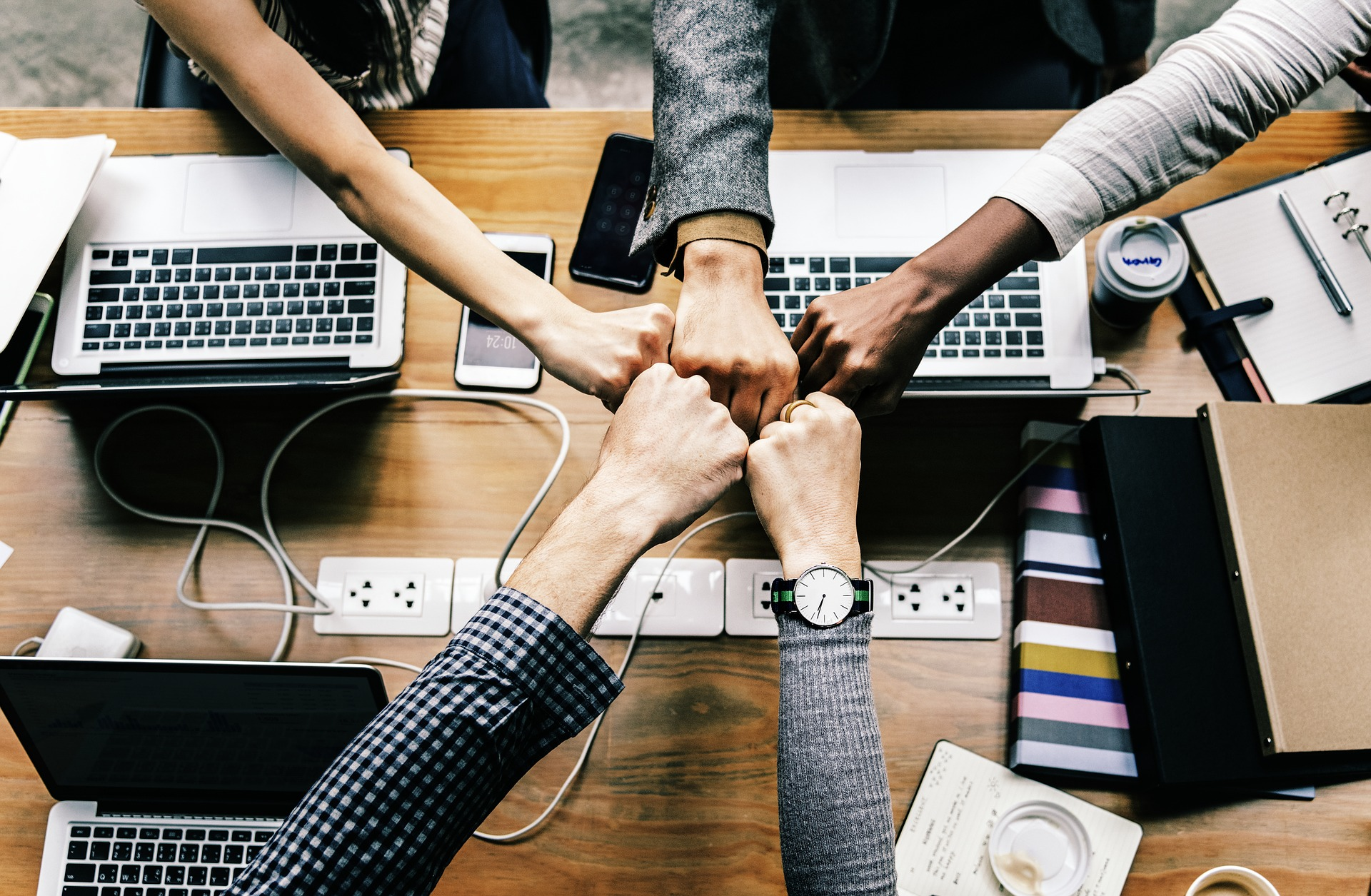 Start-ups – Kleingesellschafter helfen häufig beim Markteintritt.
