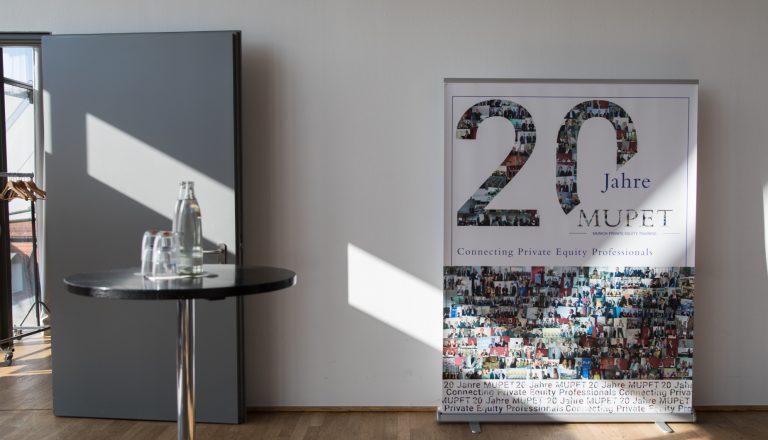 Das Munich Private Equity Training (MUPET) bringt Experten der PE-Branche zusammen.