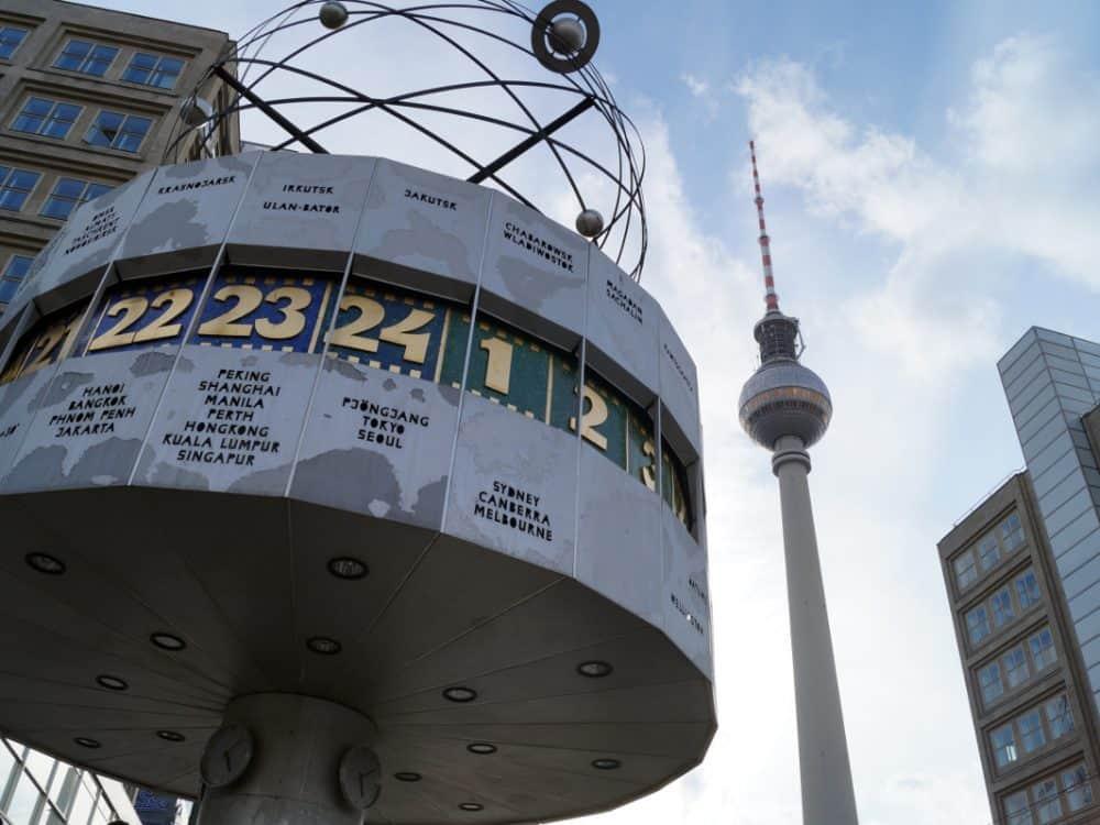 PE-Markt – Berlin mit seinen Start-ups zieht viele Private Equity Investoren an.