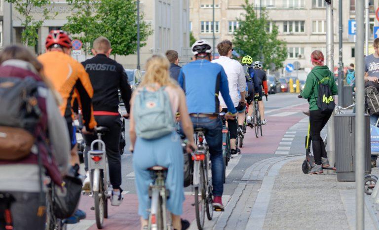 Fahrrad statt Auto oder Bus – Mit ihrem Pilotprojekt Kulturtoken möchte die Stadt Wien ihre Bürger zu mehr Klimaschutz animieren.